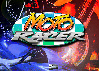 Screenshot Thumbnail / Media File 1 for Moto Racer [NTSC-U]